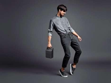 Elegant Portable Entertainment Speakers