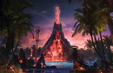 Line-Free Amusement Parks - The TapuTapu Wearable Will Make Universal's Volcano Bay More Efficient