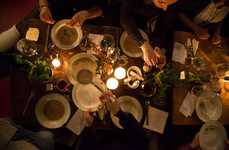 Interactive Organic Dinner Parties - Berlin's Wild and Root is a Creative Experiential Restaurant