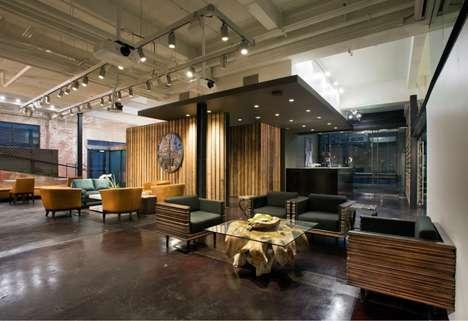 Non-Corporate Office Designs