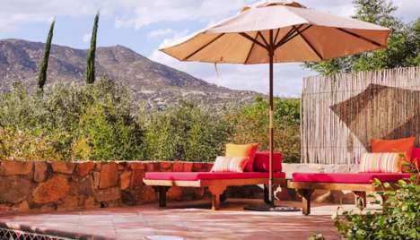 Meditative Mexican Retreats - Rancho La Puerta Rejuvenates the Mind, Body and Spirit of Attendees