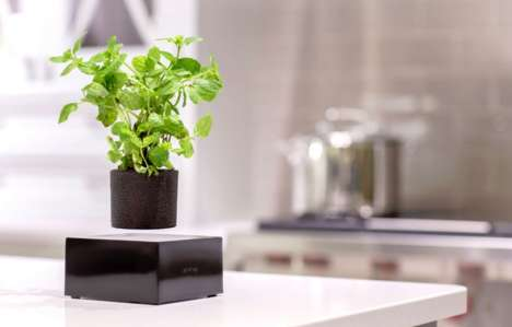 Levitating Home Decor - The Brand Levitating X Offers Gravity-Defying Homeware
