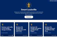 Air Quality IoT Channels - The 'Smart Louisville' IFTTT Channel Gives Citizens Notifications