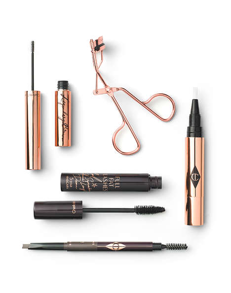 Eyebrow Grooming Kits - Charlotte Tilbury's 'Supermodel Brow Lift Kits' are Named After Beauty Icons