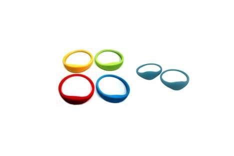 Waterproof RFID Wristbands