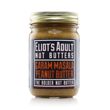 Globally Inspired Nut Butters - These Nut Butter Spreads Boast Thai, Indian and African Flavors