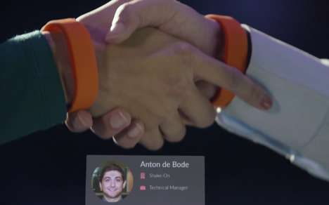 Event Management Smart Bracelets - Shake-On Provides Essential Event Services and Optimization