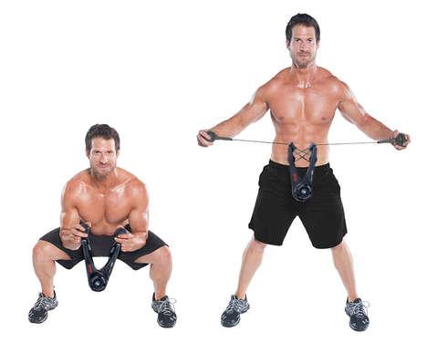 Lightweight Workout Gyms