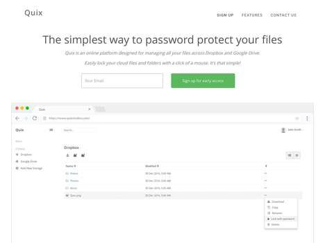 Cloud Document Password Platforms