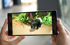 AR Rainforest Exhibitions