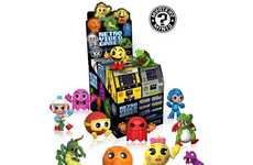 Arcade Action Figures - The Funko Retro Video Game Mystery Minis Mini Figure Series is Collectible
