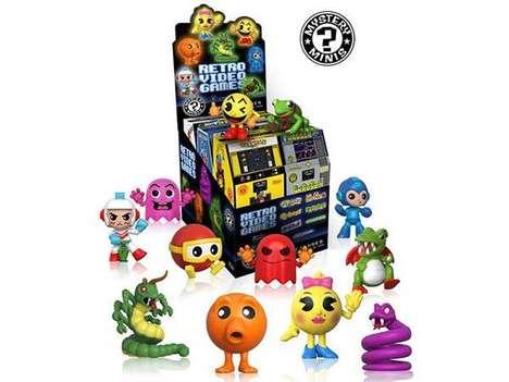 Arcade Action Figures