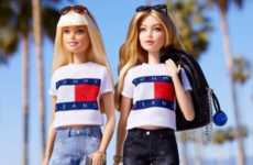 Millennial Model Barbies
