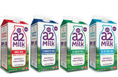 Easily Digestible Milks