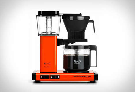 Flavor-Enhancing Coffee Brewers