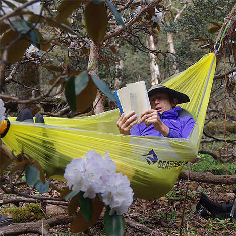 Lightweight Nylon Camping Hammocks