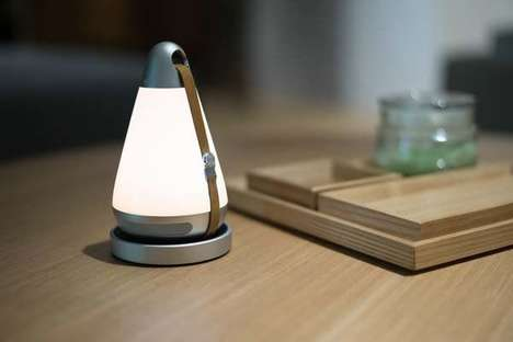 Motion-Sensing Mobile Lanterns