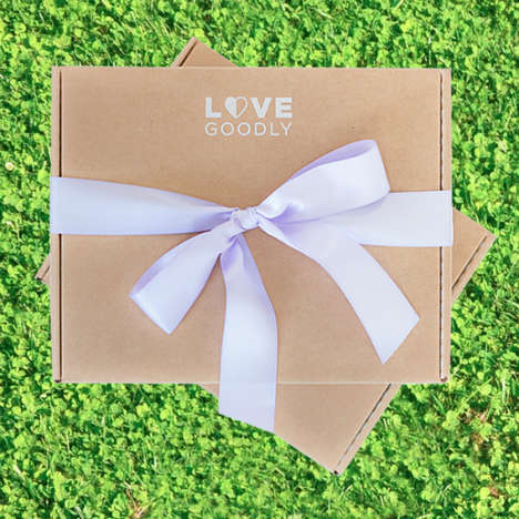 Socially Conscious Lifestyle Subscriptions - Love Goodly Offers Eco-Friendly Products Monthly