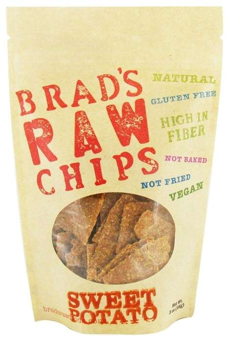 Air-Crisped Sweet Potato Chips