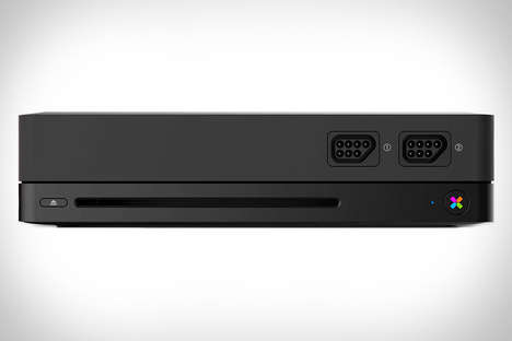 Modular Video Game Consoles