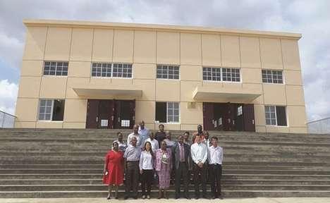 Charitable School Buildings