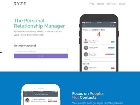Professional Relationship Management Apps