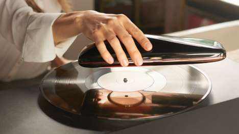 Reinvented Record Players