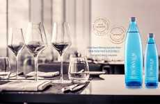 Premium Plant-Based Waters - 'AquaBotanical' is a Beverage Made from Australian Fruit and Vegetables