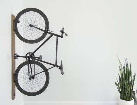 Vertical Display Bike Racks