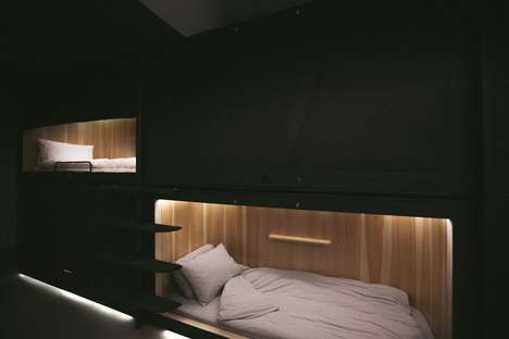 Sleep Pod Hotels