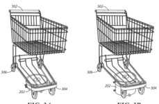 Self-Driving Shopping Carts - Walmart Placed a Patent on Autonomous Retail Shopping Carts