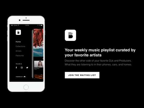 Music Producer Playlist Apps