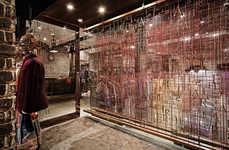Dramatic Subterranean Boutiques - The Heritage Store in New Delhi Combines Fashion and Tradition
