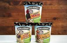 Branded Dairy-Free Desserts - The Ben & Jerry's Non-Dairy Ice Cream Flavors are an Indulgent Option
