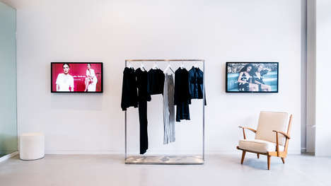 Ultra-Curated Fashion Stores