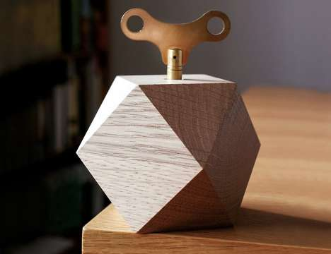 Wooden Designer Music Boxes