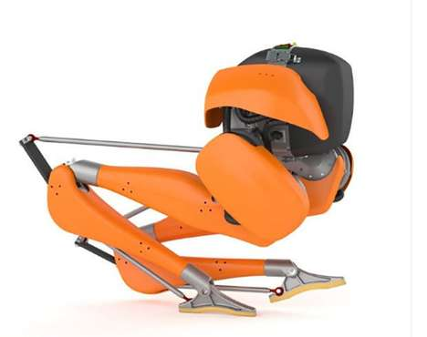 Balanced Bipedal Walking Robots