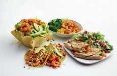 Garlic-Marinated Shrimp Dishes - El Pollo Loco is Serving Up Four New Dishes Made with Baja Shrimp