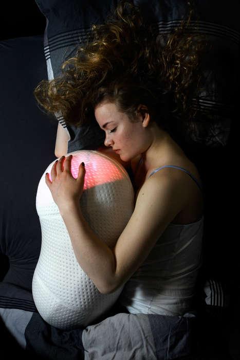 Aspirating Robotic Pillows