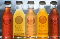Locally Sourced Kombucha Teas