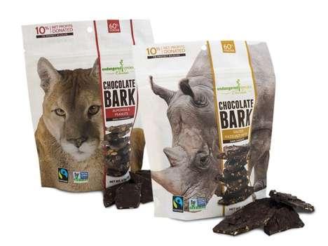 Wildlife-Protecting Chocolates