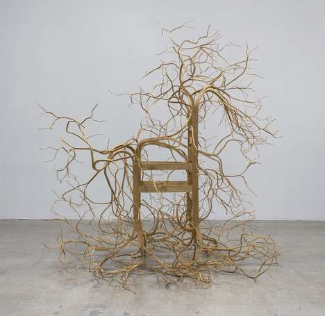 Sprouting Furniture Exhibits