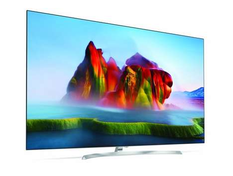 Nano Cell Technology TVs - The LG Super UHD TVs are Packed with Active HDR Technology and More