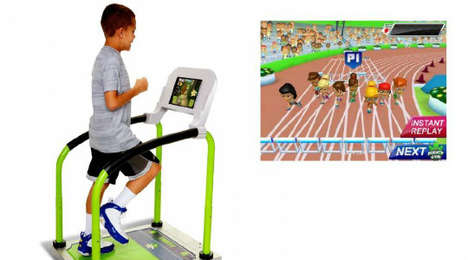 Kid-Friendly Gym Toys - Jakks Pacific's 'Little Mighty Gym' Works in Tandem with a Tablet Screen