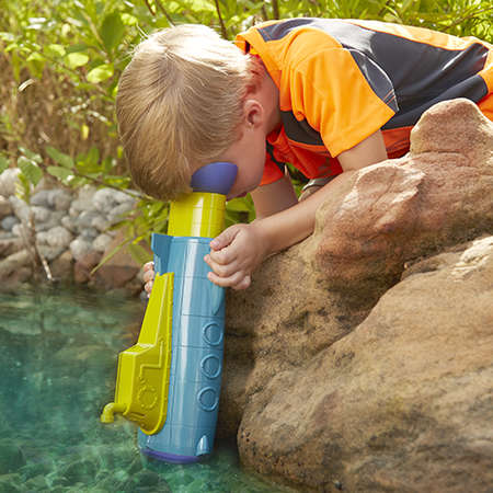 Underwater Exploration Toys - The GeoSafari Jr. Subscope Lets Kids Uncover Underwater Worlds