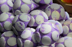 Jellied Bath Bombs - Lush Cosmetics' Purple Bath Bomb Takes Inspiration from the Paranormal