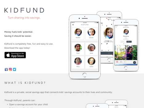Crowdfunded Money-Saving Apps