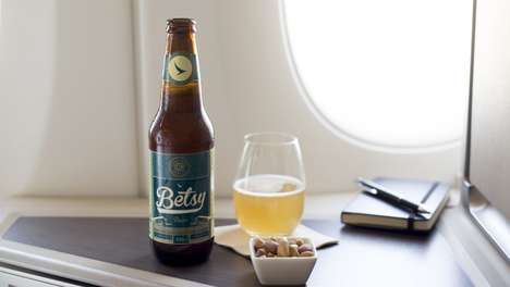 In-Flight Beer Brews