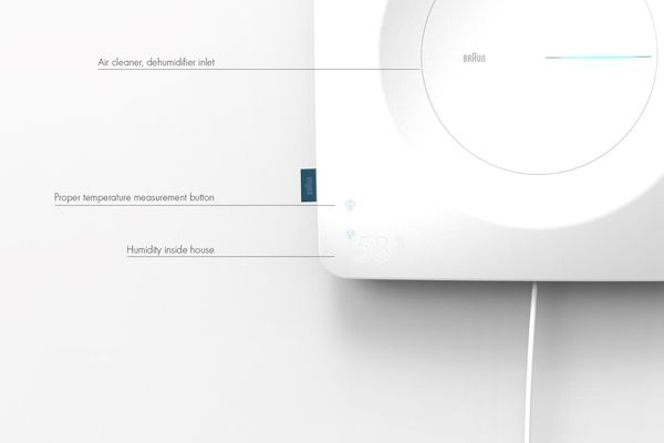 Designer Home Dehumidifiers : home dehumidifier