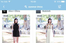 Virtual Fashion-Fitting Apps - Zeekit Helps Consumers See How Clothes Look Before They Buy